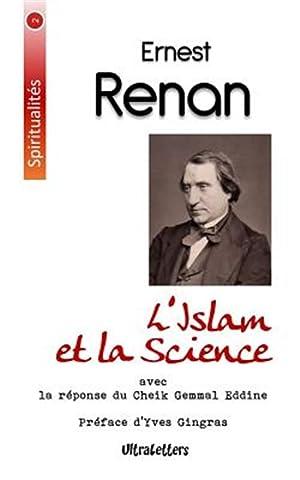 L'Islam Et La Science -Language: French: Renan, Ernest