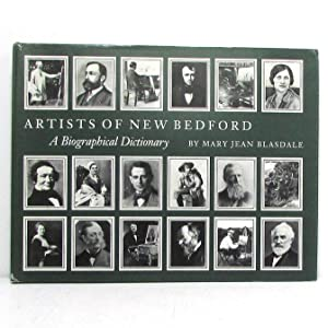 Artists of New Bedford: A Biographical Dictionary: Blasdale, Mary Jean