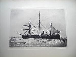 Zum Kontinent des eisigen Südens. Deutsche Südpolarexpedition: Drygalski, Erich von;