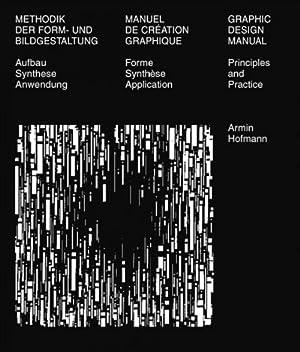 Graphic Design Manual : Principles and Practice/Methodik: Hofmann, Armin