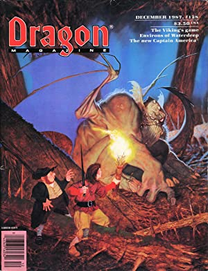 Dragon Magazine Issue #128 Vol. XII, No.: Cook, Mike (Publisher)