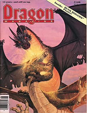 Dragon Magazine Issue #146 Vol. XIV, No.: Cook, Mike (Publisher)