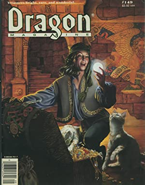 Dragon Magazine Issue #149 Vol. XIV, No.: Cook, Mike (Publisher)