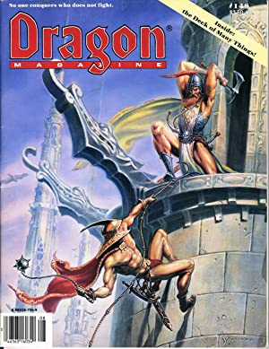 Dragon Magazine Issue #148 Vol. XIV, No.: Cook, Mike (Publisher)
