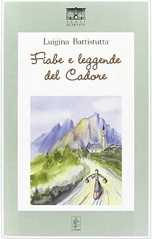 Fiabe e leggende del Cadore: Battistutta, Luigina