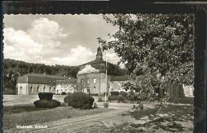 Postkarte Carte Postale 40394663 Wickrath Moenchengladbach Schloss