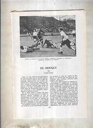 El hockey (Carlos Pardo) + El Baloncesto: Varios
