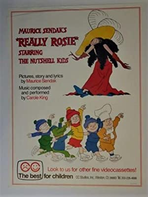 Promotional Poster for * Really Rosie *: Pictures, Story, and