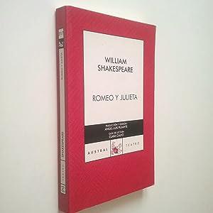 Romeo y Julieta: Shakespeare (Edición y