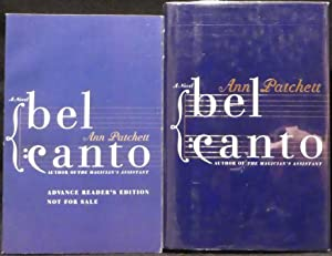 bel canto. Two Versions.: Patchett, Ann