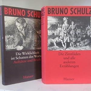 Gesammelte Werke in zwei Bänden - Band: Schulz, Bruno