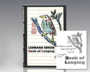 Book of Longing.: Cohen, Leonard [Robert