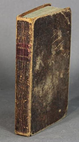 American antiquities, and discoveries in the West: being an exhibition of the evidence that an an...