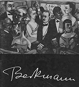 Max Beckmann: Exhibition of Paintings, 1925 -: Beckmann, Max (artist.);