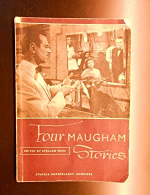Four Maugham-Stories: W. Somerset Maugham,