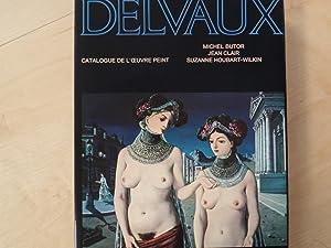 Delvaux (Catalogue de l'oeuvre peint): Butor, Michel, Jean