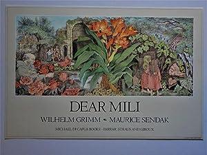 Promotional Poster : DEAR MILI: Grimm, Wilhelm; Maurice