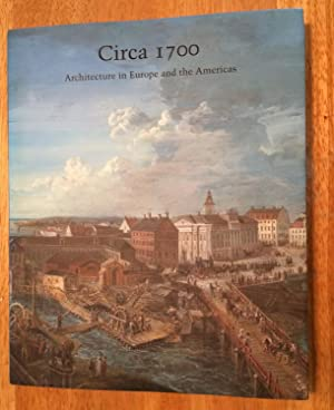 Circa 1700. Architecture in Europe and the Americas