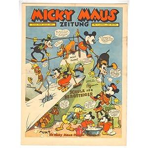 MICKY MAUS ZEITUNG 1937 001
