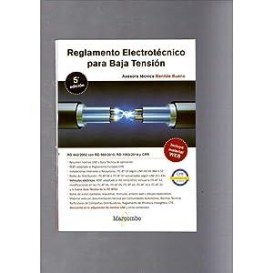 Reglamento Electotécnico para Baja Tensión / Benilde