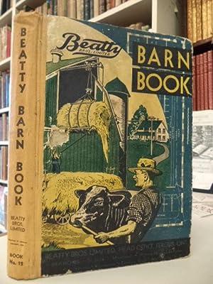 Beatty Barn Book Book No. 12 [1937]: Beatty Bros.