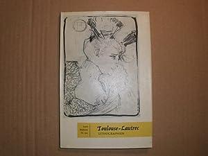 Henri de Toulouse-Lautrec -- LITHOGRAPHIEN [Insel-Bücherei Nr.: Toulouse-Lautrec, Henri de