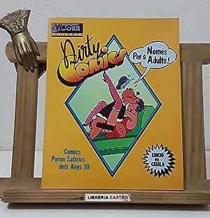 El Víbora presenta. Dirty Comics. Còmics Porno: Varios
