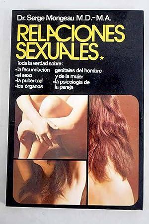 Relaciones sexuales: Mongeau, Serge