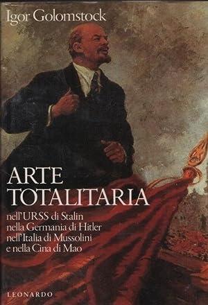 Arte totalitaria nell'URSS di Stalin nella Germania: Golomstock
