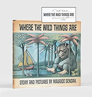 Where the Wild Things Are.: SENDAK, Maurice.
