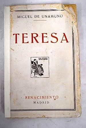 Teresa: rimas de un poeta desconocido presentadas: Unamuno, Miguel de