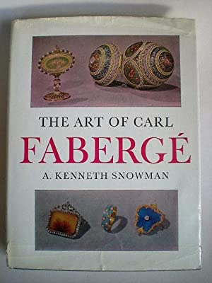 THE ART OF CARL FABERGE: Snowman, A Kenneth