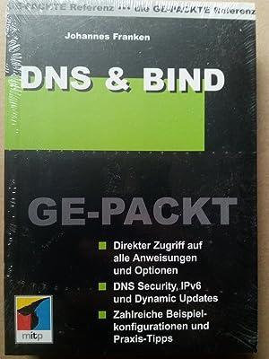 Seller image for DNS & BIND GE-PACKT direkter Zugriff auf alle Anweisungen und Optionen, DNS security, IPv6 und dynamic updates, zahlreiche Beispielkonfigurationen und Praxis-Tipps for sale by Versandantiquariat Jena