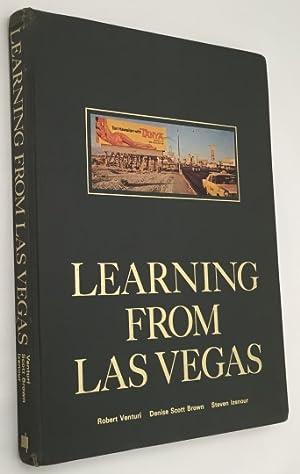 Learning from Las Vegas. [First edition]: Venturi, Robert, Denise