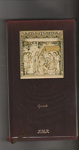 Epistole con il trittico degli Embriachi della: RICCI Franco Maria