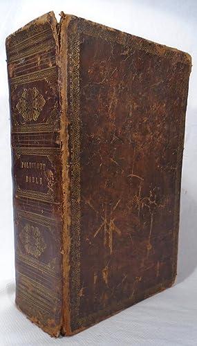 The English Version of the Polyglott Bible,: WARNE, Joseph A.;