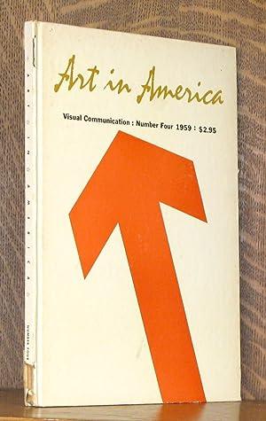ART IN AMERICA NUMBER 4 VOL. 47: Leonard Baskin, Berenice