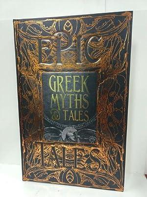 Greek Myths & Tales Epic Tales: Richard Buxton
