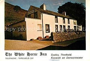 Postkarte Carte Postale 43004891 Keswick The White