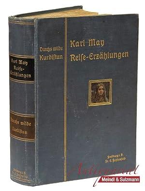 Durchs Wilde Kurdistan. Illustrierte Reiseerzählung. 8. und: May, Karl.