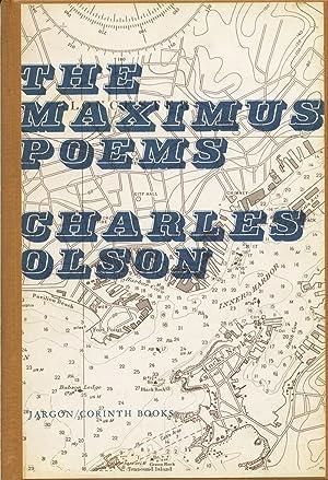 Immagine del venditore per The Maximus Poems venduto da Passages Bookshop