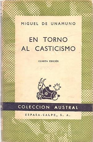 EN TORNO AL CASTICISMO: Miguel de Unamuno