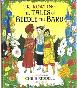 The Tales of Beedle the Bard: SIGNED: jk rowling