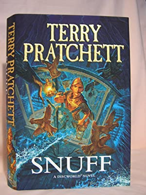 SNUFF: Pratchett, Terry