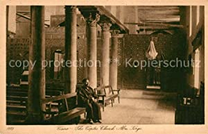 Postkarte Carte Postale 43357138 Cairo Egypt Coptic