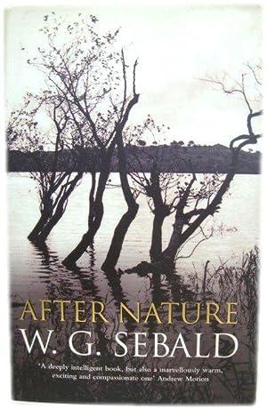 After Nature: Sebald, W. G.