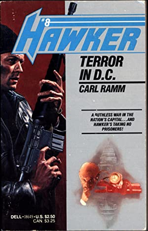Hawker #8 / Terror in D.C. /: Ramm, Carl (Randy