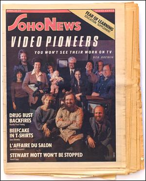 Seller image for SoHo News, Vol. 7, No. 30 (April 23 - 29, 1980) for sale by Specific Object / David Platzker