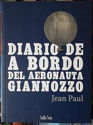 Diario de a bordo del aeronauta Giannozzo: Jean Paul