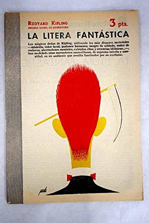 La litera fantástica: Kipling, Rudyard